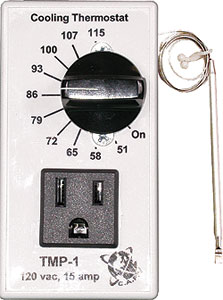 TMP-1 Cooling Thermostat
